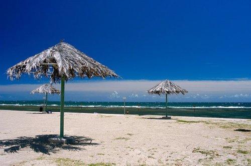 Playa la Guancha Beach, Ponce, Puerto Rico