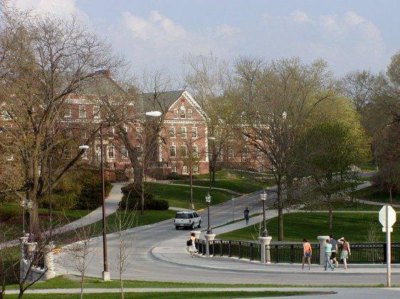 Roberts Residence Hall, Iowa State University