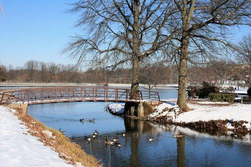 Roosevelt Park, Edison, New Jersey