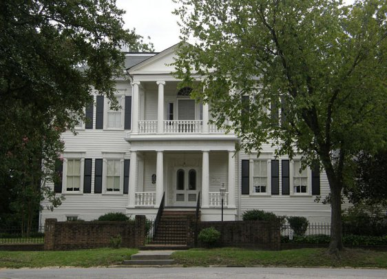 Sandford House, Fayetteville, North Carolina