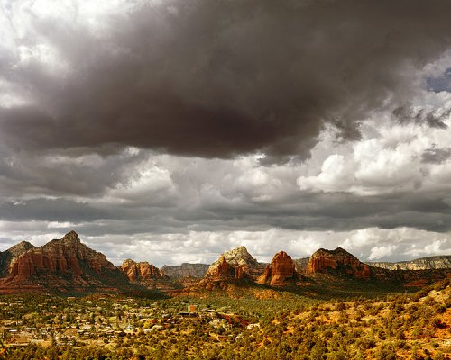 View from Schnebly Hill Road, Sedona