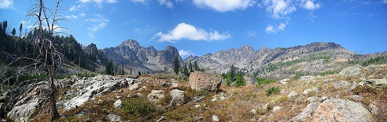 Seven Devils Mountains, Idaho