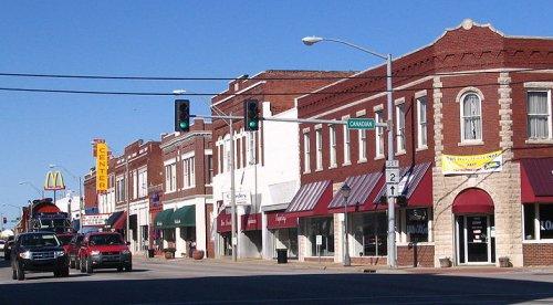 Vinita, Oklahoma