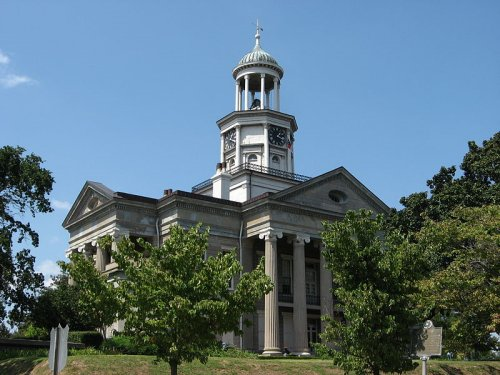 Warren County Courthouse, Vicksburg, Mississippi