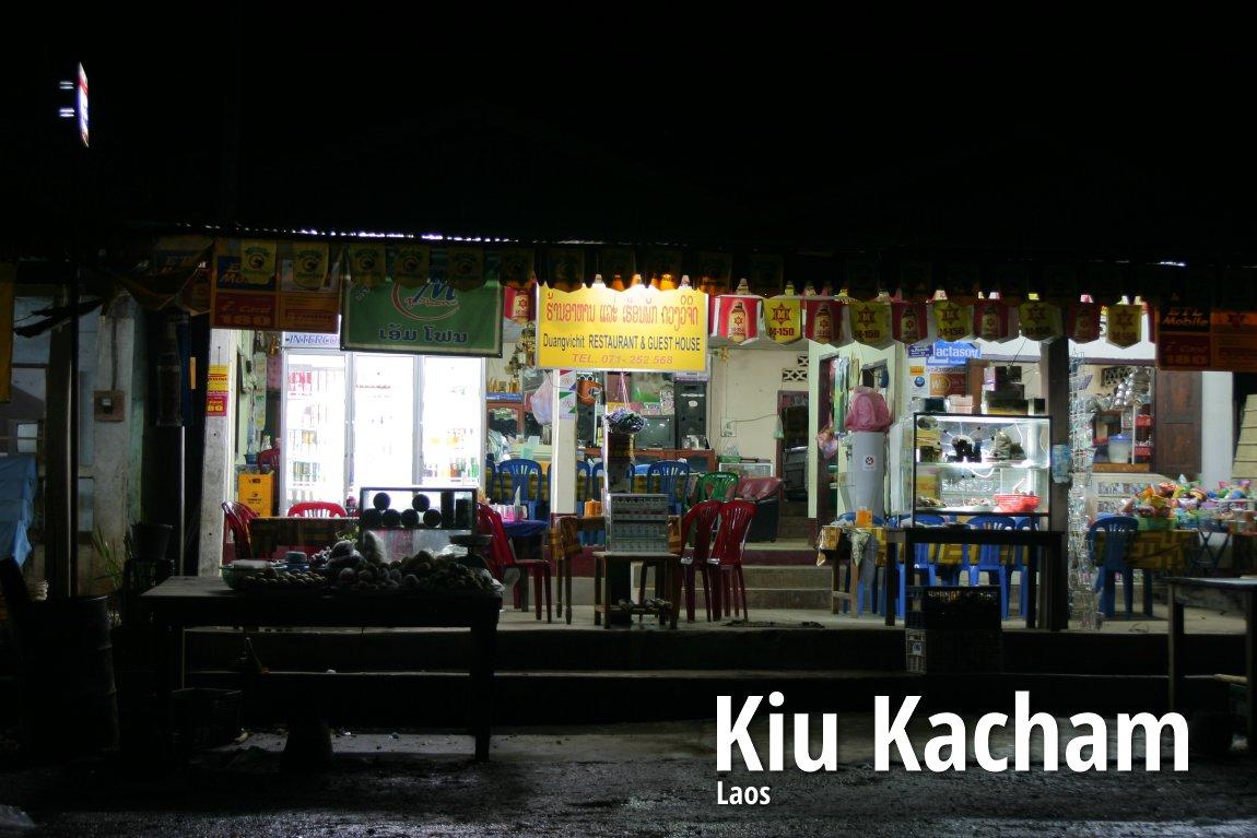 Kiu Kacham, Laos
