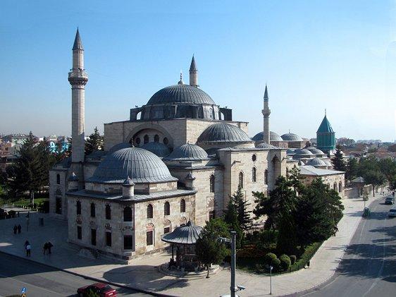 Alaeddin Mosque, Konya