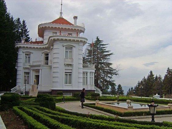 Atatürk's Villa in Trabzon