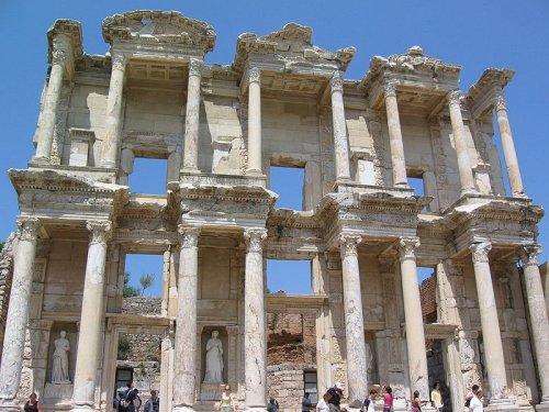Celsius Library, Ephesus, Turkey