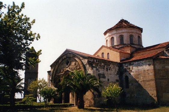 Haghia Sophia, Trabzon