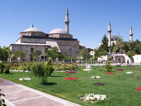 Mevlâna Museum, Konya