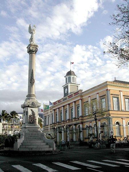 Saint-Denis Town Hall, Réunion