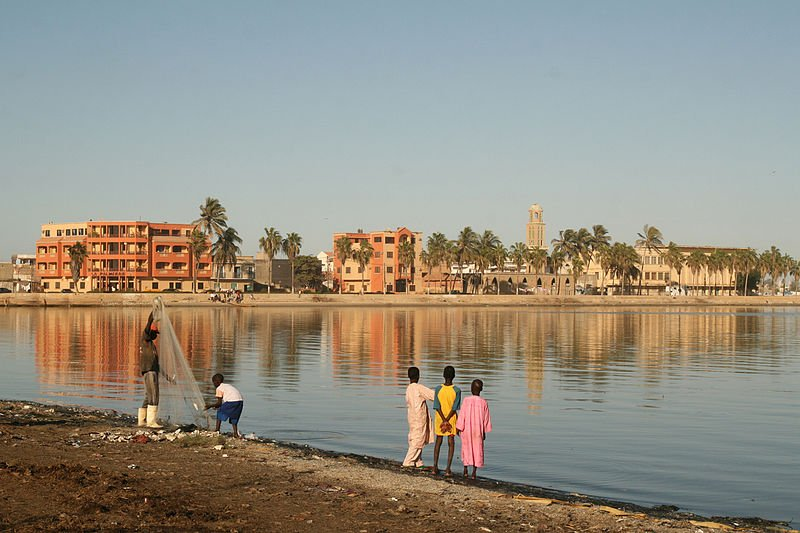 Saint-Louis, Senegal