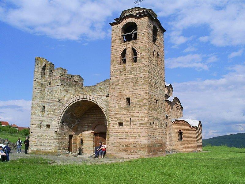 Saint Nicolas Monastery in Kuršumlija, Serbia