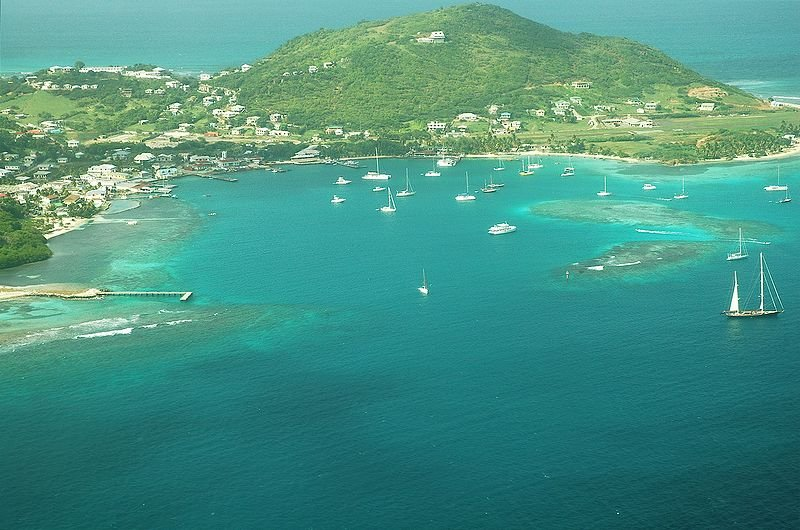 Clifton Harbour, Saint Vincent and the Grenadines