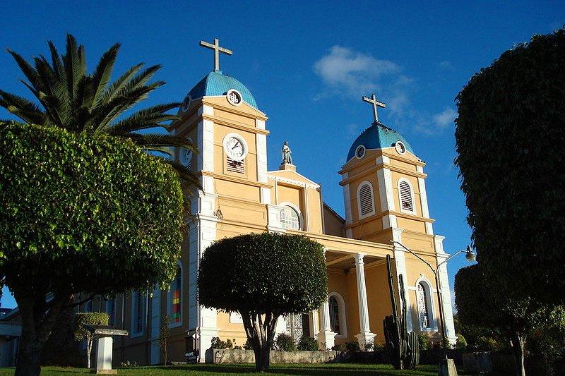 San Marcos Tarrazu Church, Costa Rica