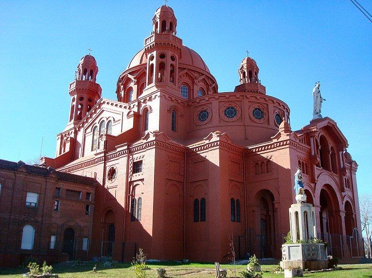 Santuario Nacional del Cerrito de la Victoria, Uruguay