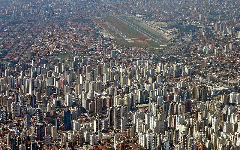 São Paulo skyscrapers
