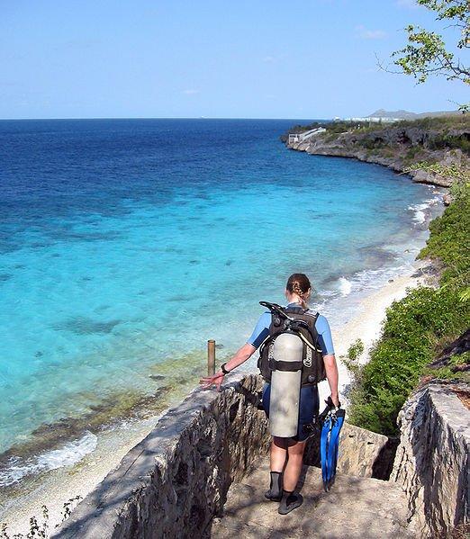 Scuba diving, Bonaire