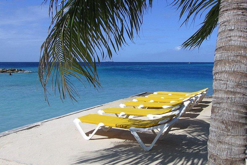 Seaside in Curaçao