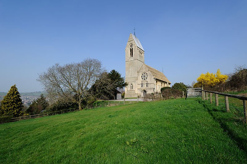Selsley Church, Gloucestershire