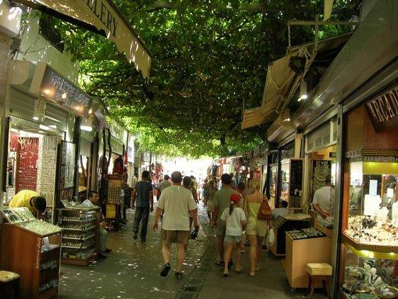 Shops in Bodrum