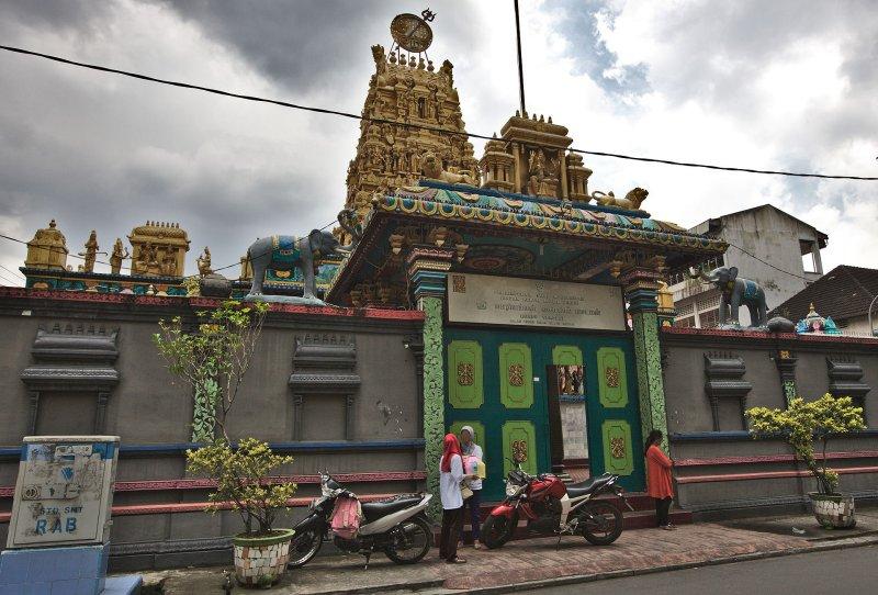 Shri Mariamman Temple, Medan