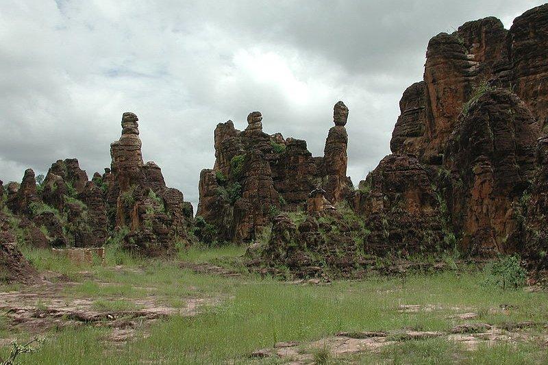 Pics de Sindou, Burkina Faso