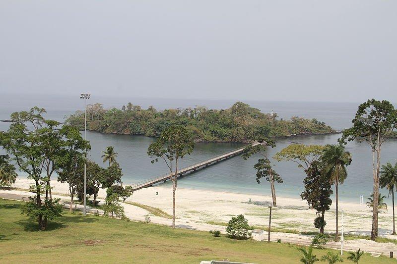 Sipopo in Equatorial Guinea