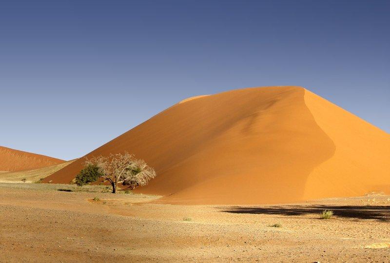 Dunes of Sossusvlei, Namibia