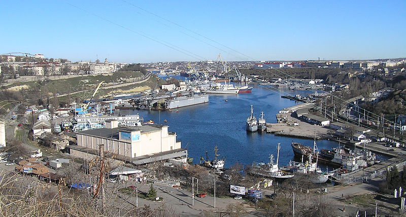 South Bay, Sevastopol