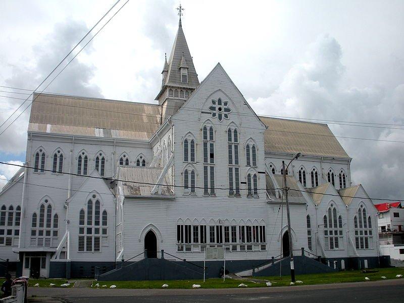 St George's Church, Georgetown, Guyana