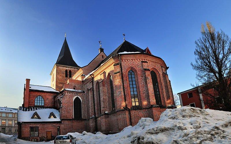 St John's Church, Tartu, Estonia
