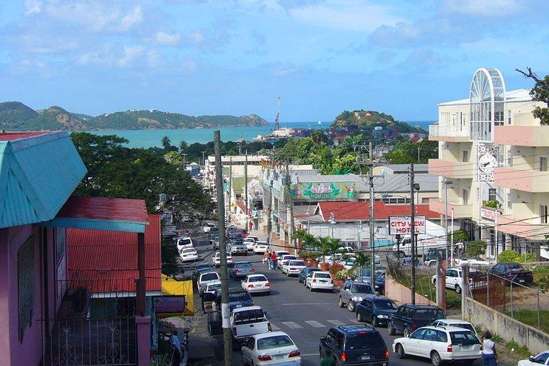 Saint John's, Antigua