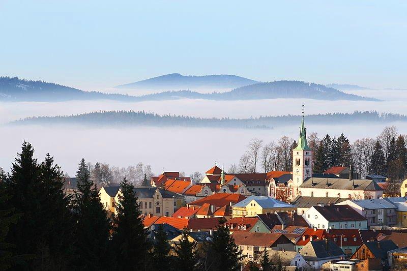Kašperské Hory, Czech Republic