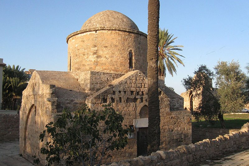 St Nikolaos Byzantine Church, Cyprus