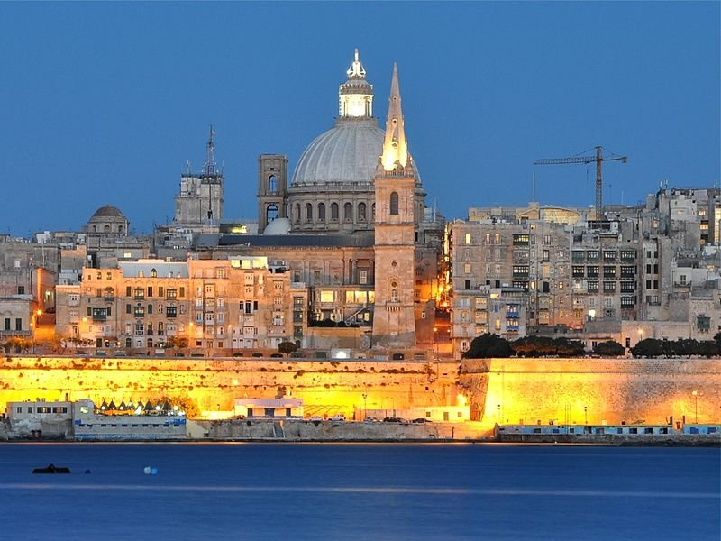 St Paul's Anglican Cathedral, Valletta, Malta