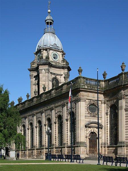 St Philip's Cathedral, Birmingham