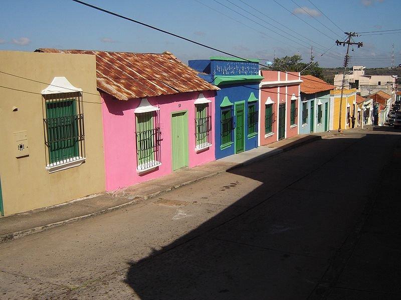 Street in Ciudad Bolívar
