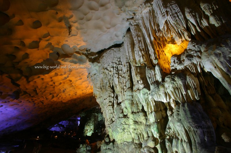Sungsot Cave, Halong Bay