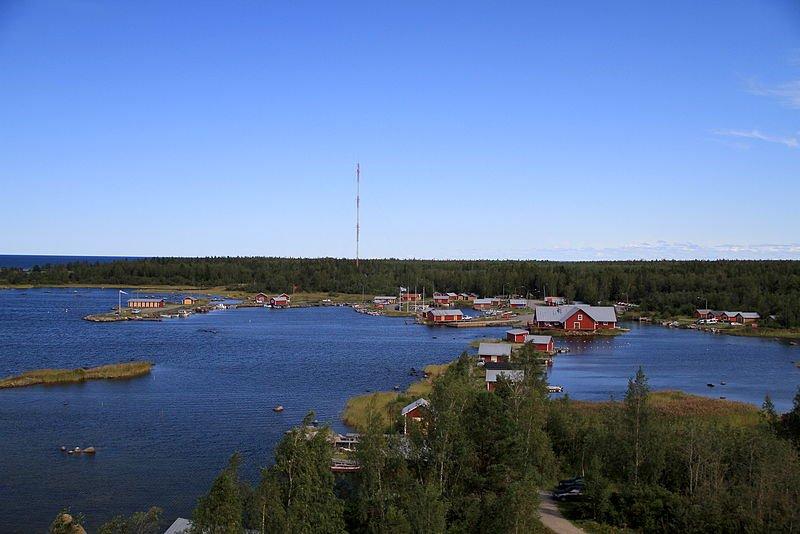 Svedjehamn, Finland