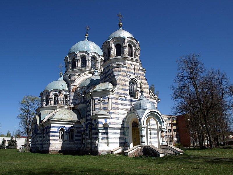 Švenčionys Orthodox Church, Lithuania