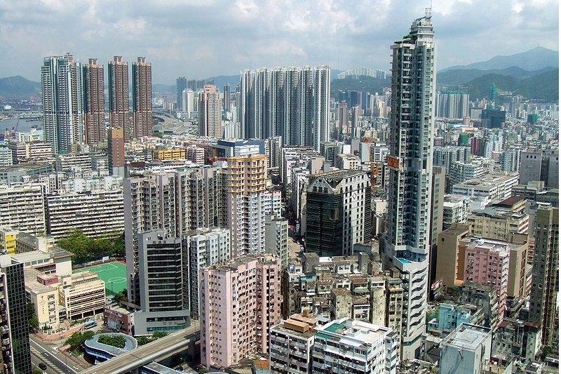 Tai Kok Tsui, Hong Kong