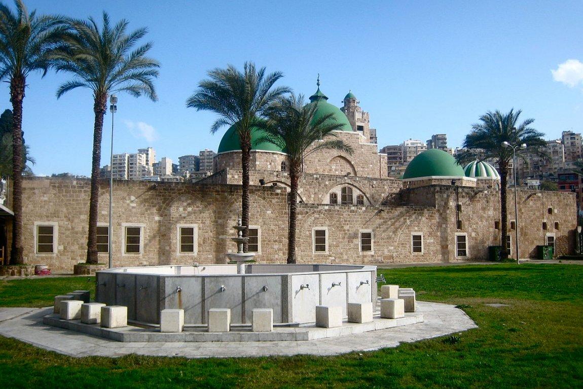 Taynal Mosque in Tripoli, Lebanon