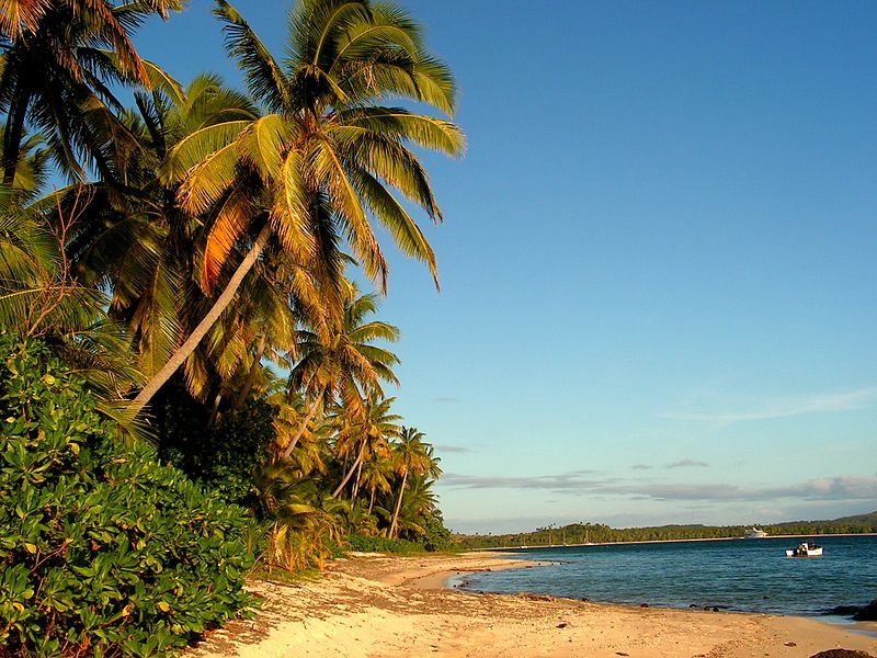 The Point, Vatulele Island, Fiji