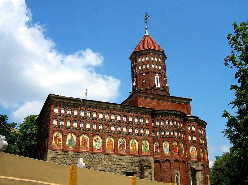The Silver Knife Church, Bucharest