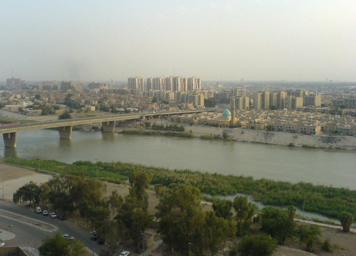 Tigris River, Baghdad