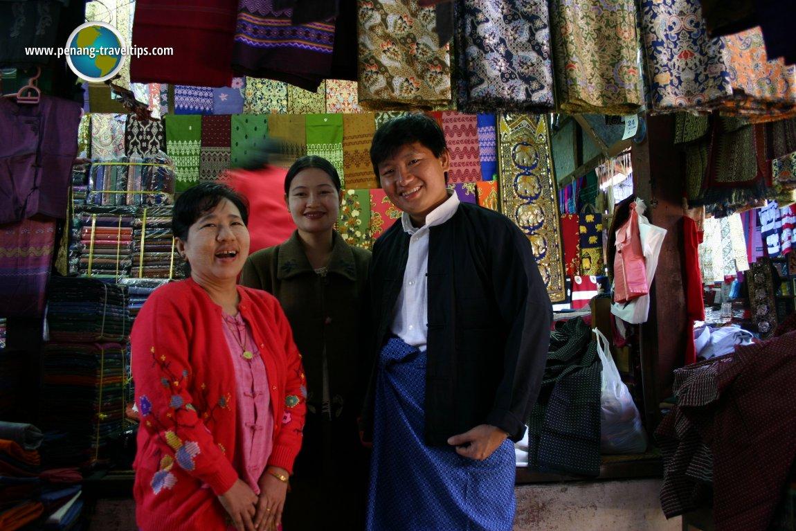 Nyaung-U Market