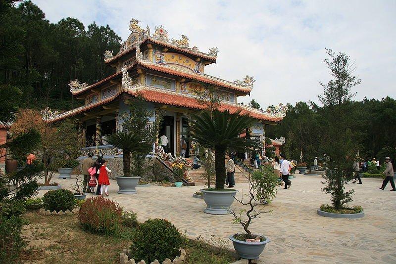 Tran Dynasty Temple, Vietnam