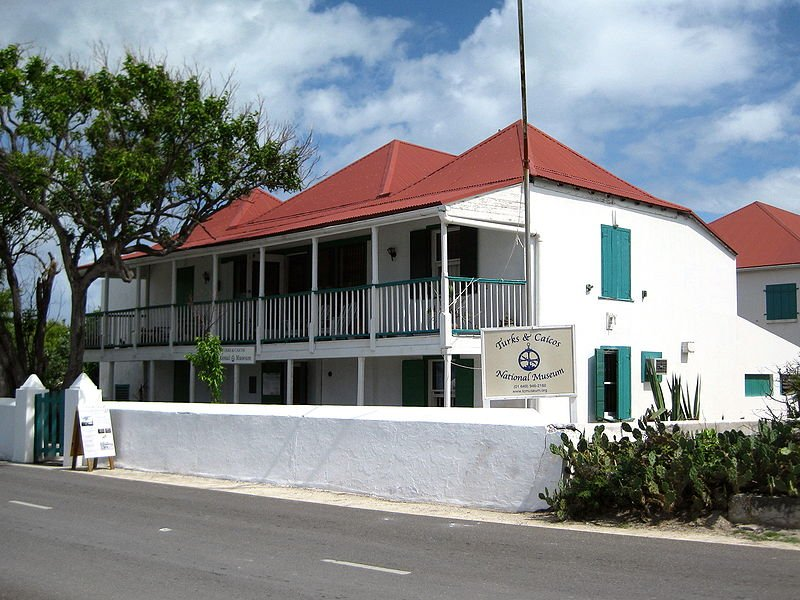 Turks & Caicos National Museum, Cockburn Town, Grand Turk Island