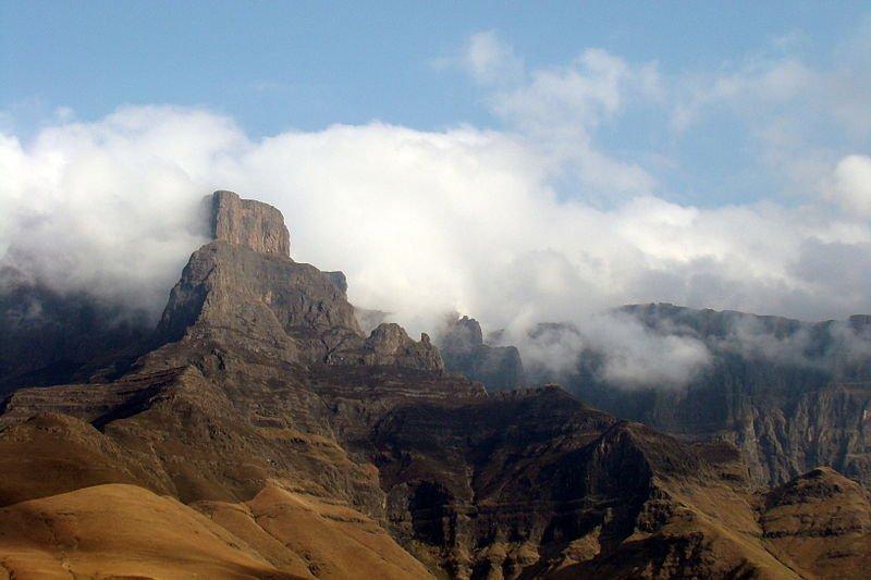 Ukalamba Drakensberge, South Africa